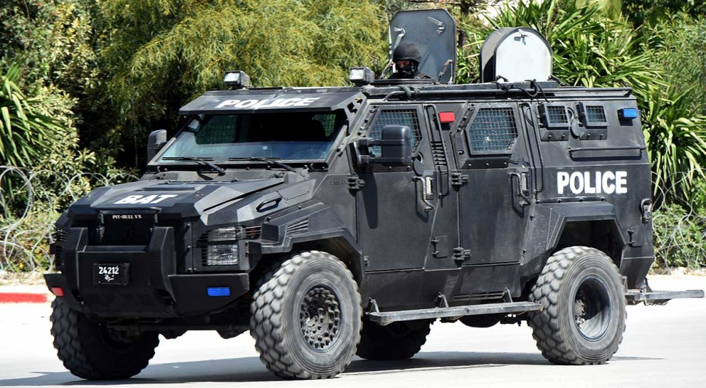 Civilian Armored Vehicles - Armored sentinel