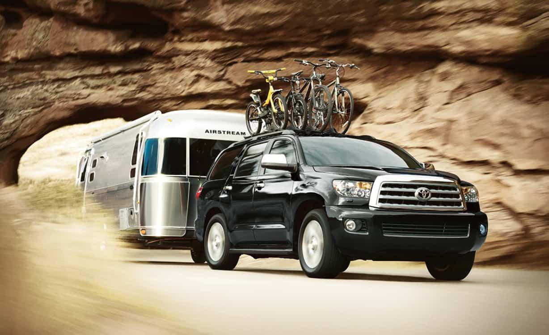 Longest Lasting SUV - Toyota Sequoia