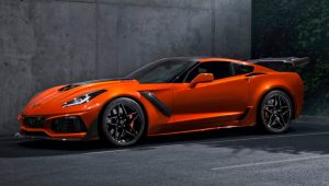 Fastest Corvette Models - Corvette C7 ZR1