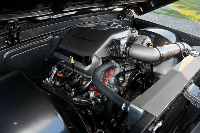 '67 Chevy C10 Hot Rod 3