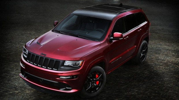 Jeep With Hellcat Engine? 2