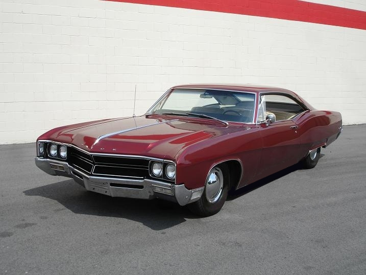 Cheap Muscle Cars - Buick Wildcat