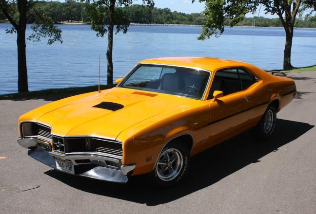 Cheap Muscle Cars - 1970- Mercury Spoiler