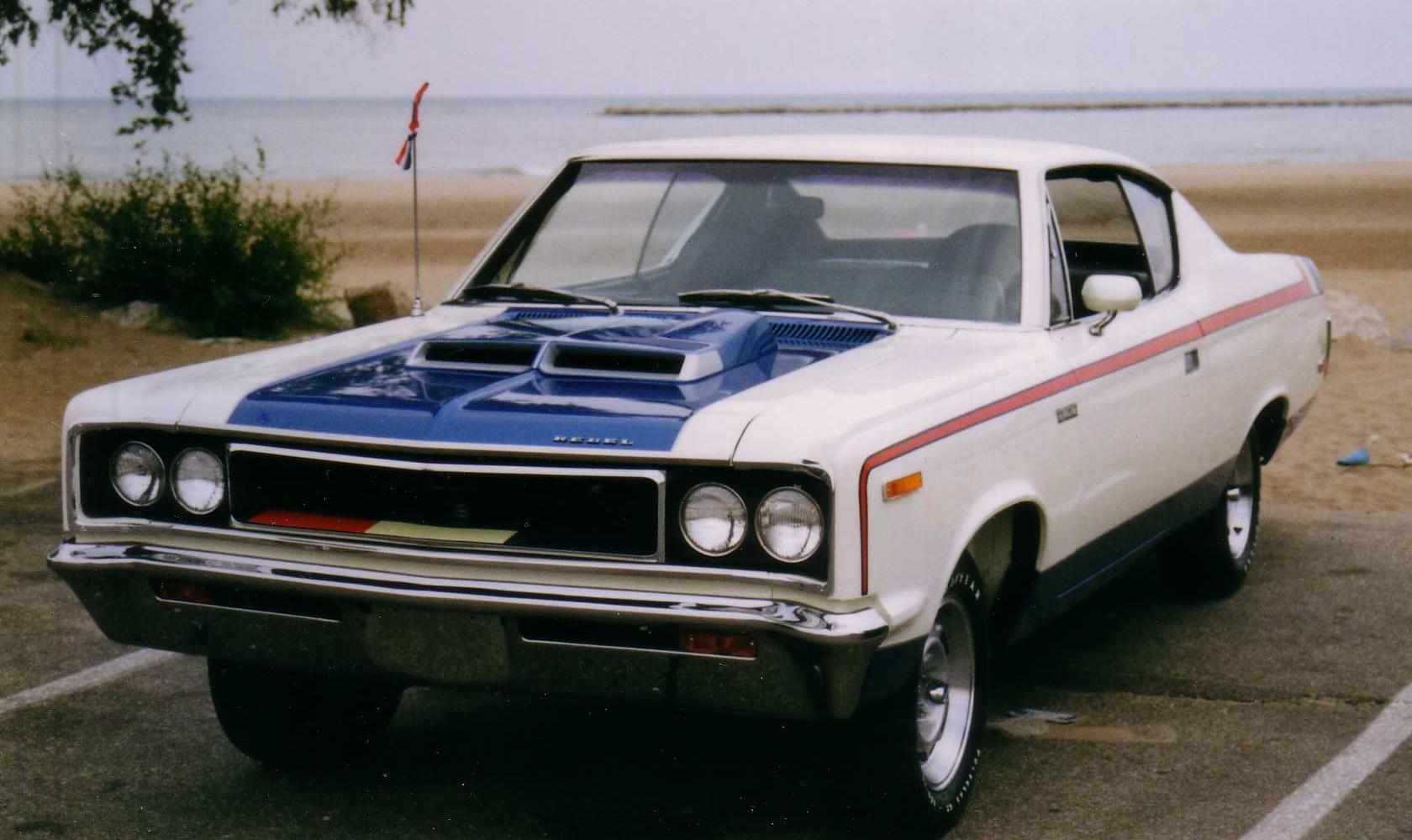 Cheap Muscle Cars - 1970_AMC