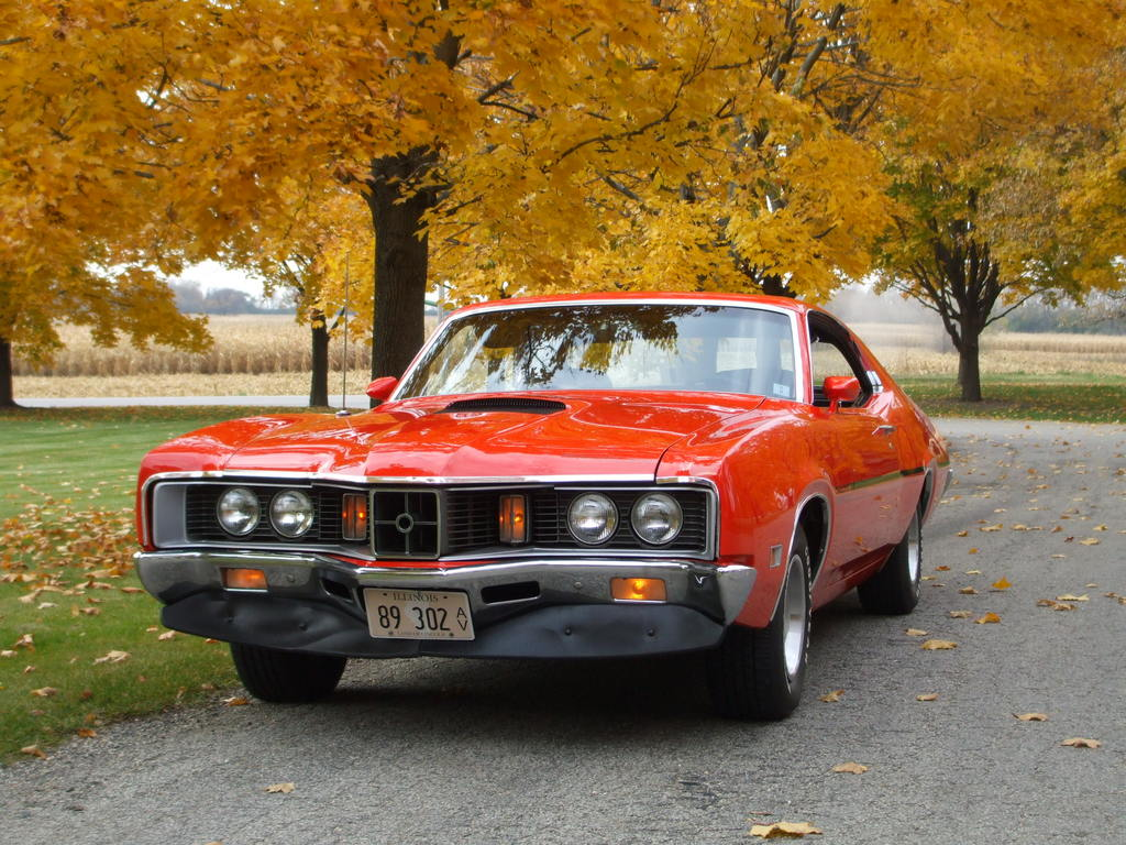 Affordable Muscle Cars - 1970 Mercury Cyclone Spoiler
