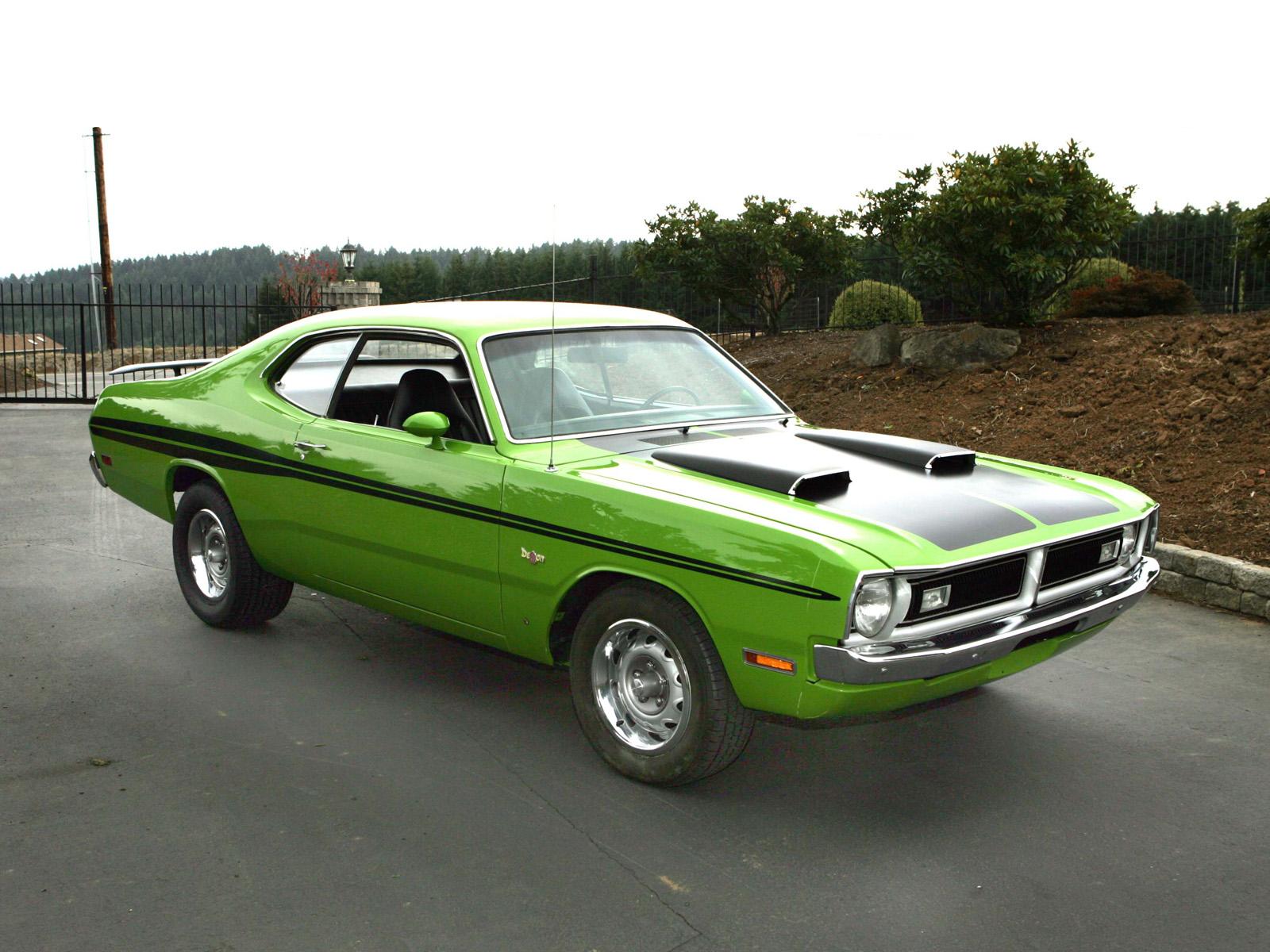 Cheap Muscle Cars - Dodge Dart Demon