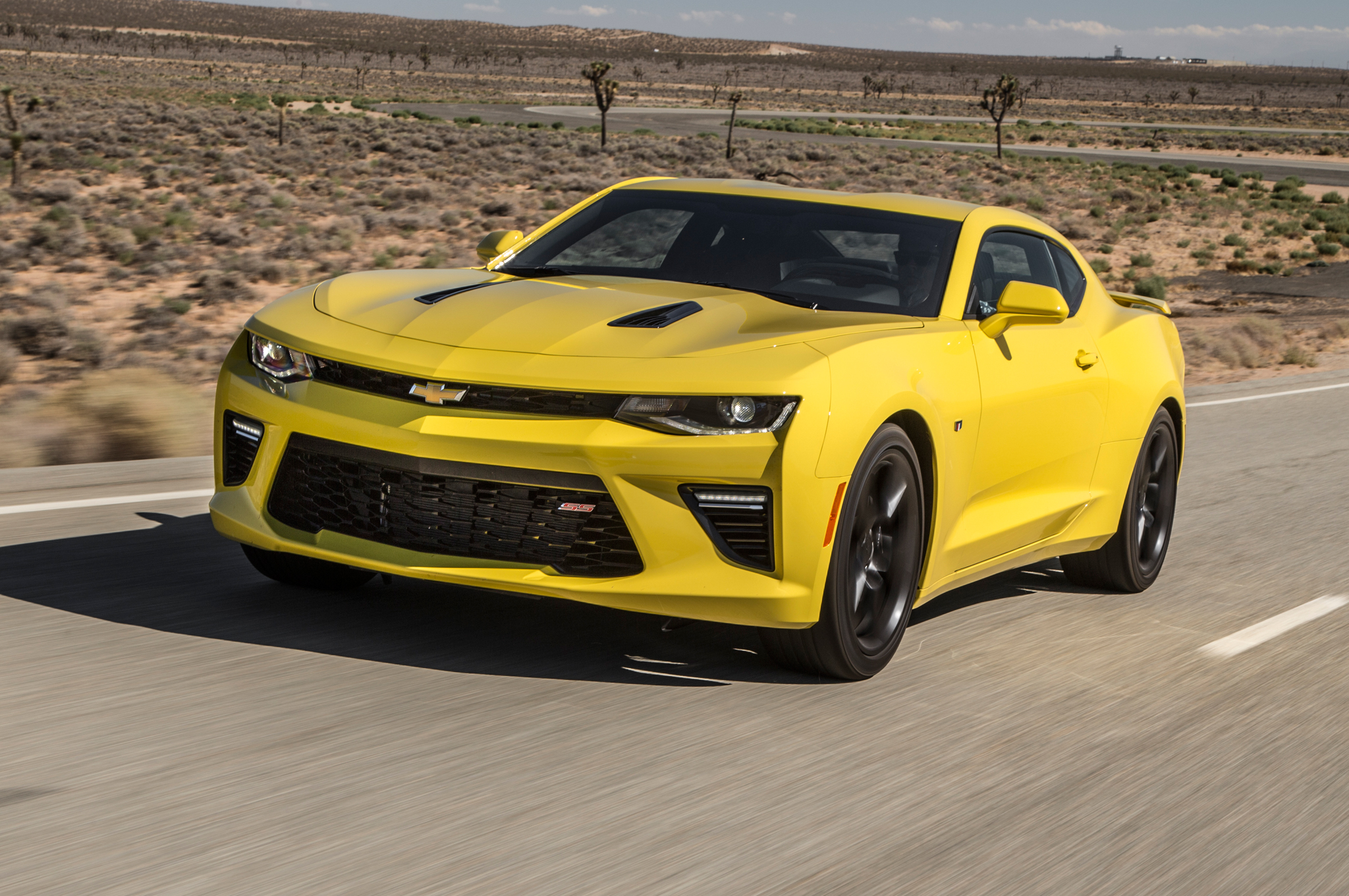 New Muscle Cars 2016 Chevrolet Camaro Ss