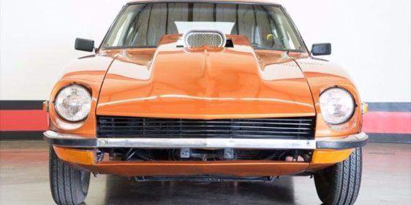 240Z Drag Racer 2