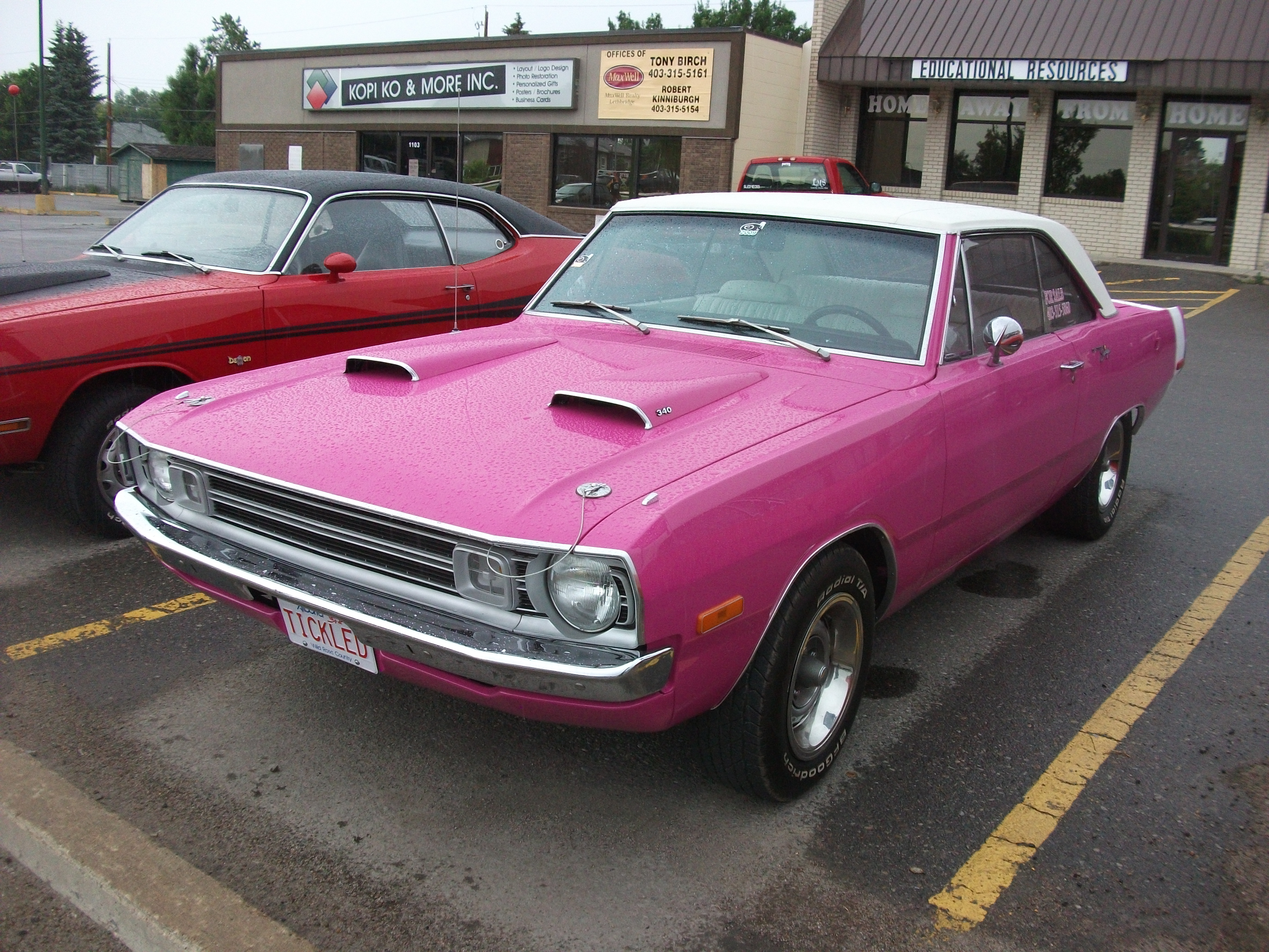 Affordable Muscle Cars - Dodge Dart