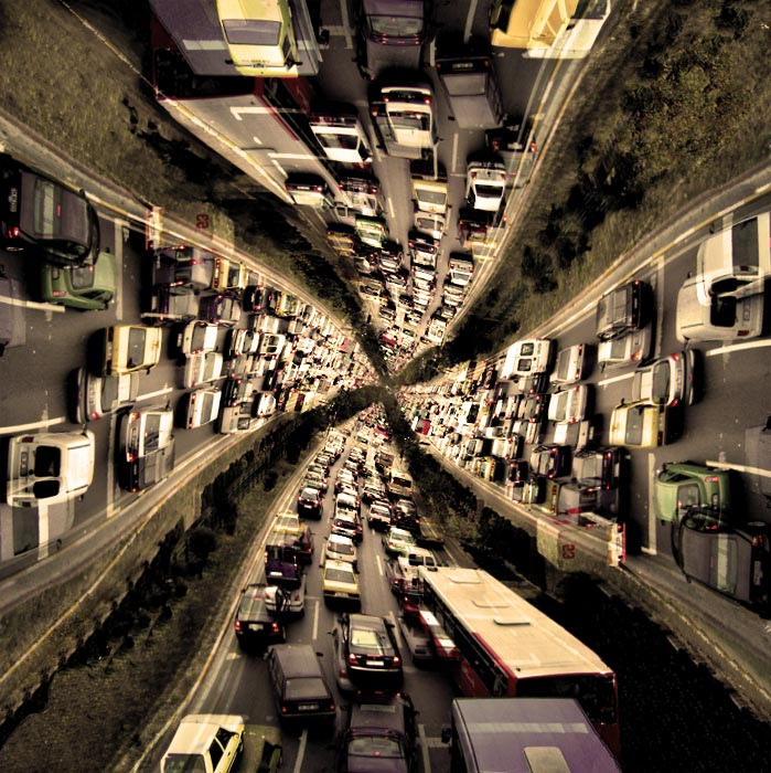 Cities With Most Traffic?