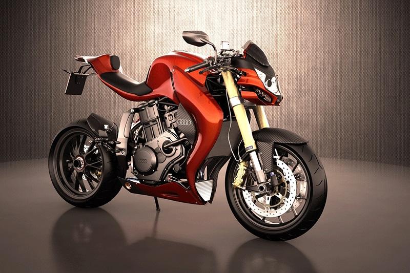 Audi motorcycle 3