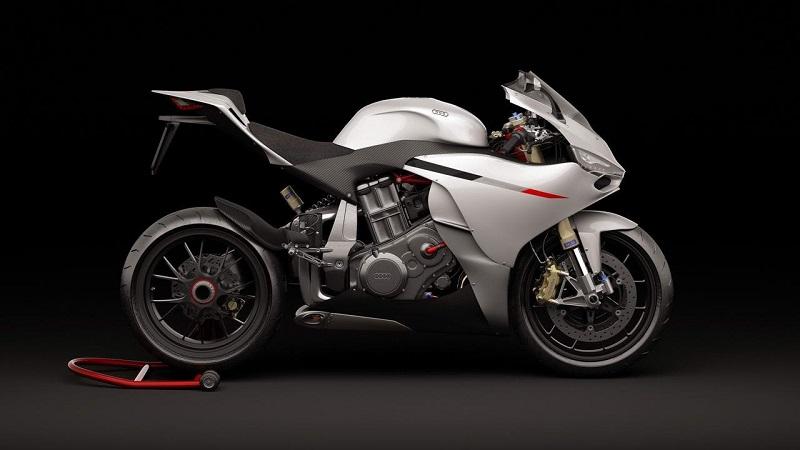 Audi motorcycle 1