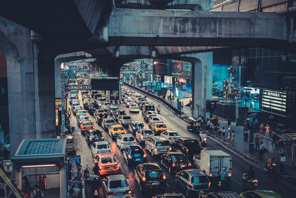 Cities With Most Traffic? Bangkok