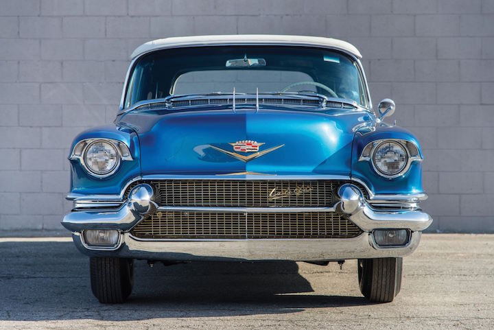 1956 Cadillac Convertible For Sale 2