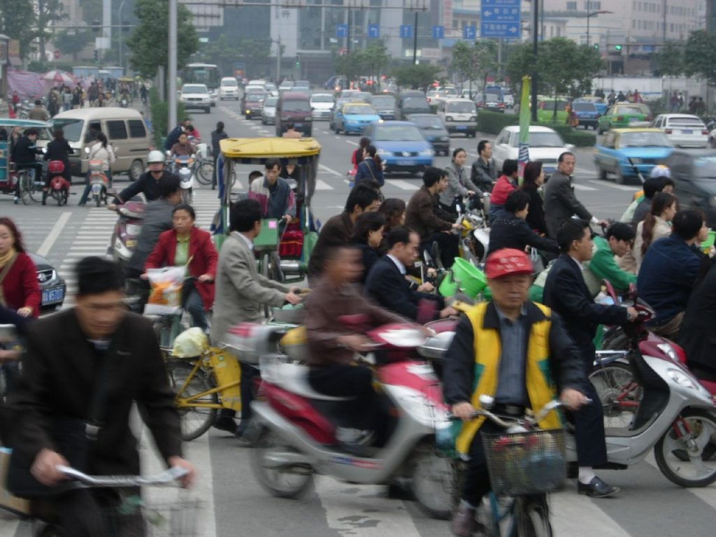 Cities With Most Traffic? Chengdu