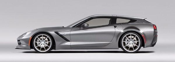 Corvette Shooting Brake 1