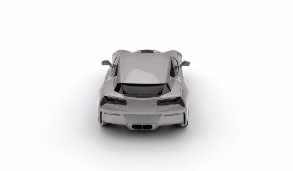 Corvette Shooting Brake 7