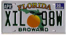 Least Cars Per Capita - Florida