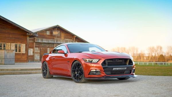 Ford Mustang Geiger 2