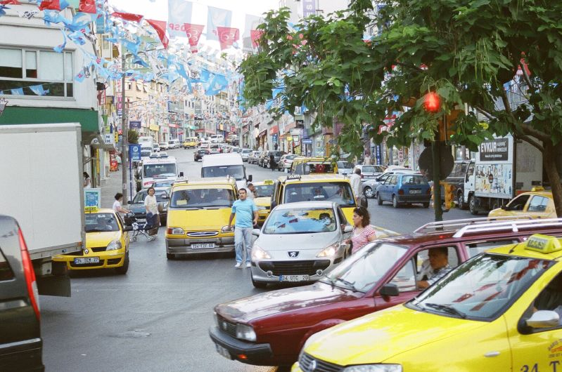 Cities With Most Traffic? Istanbul