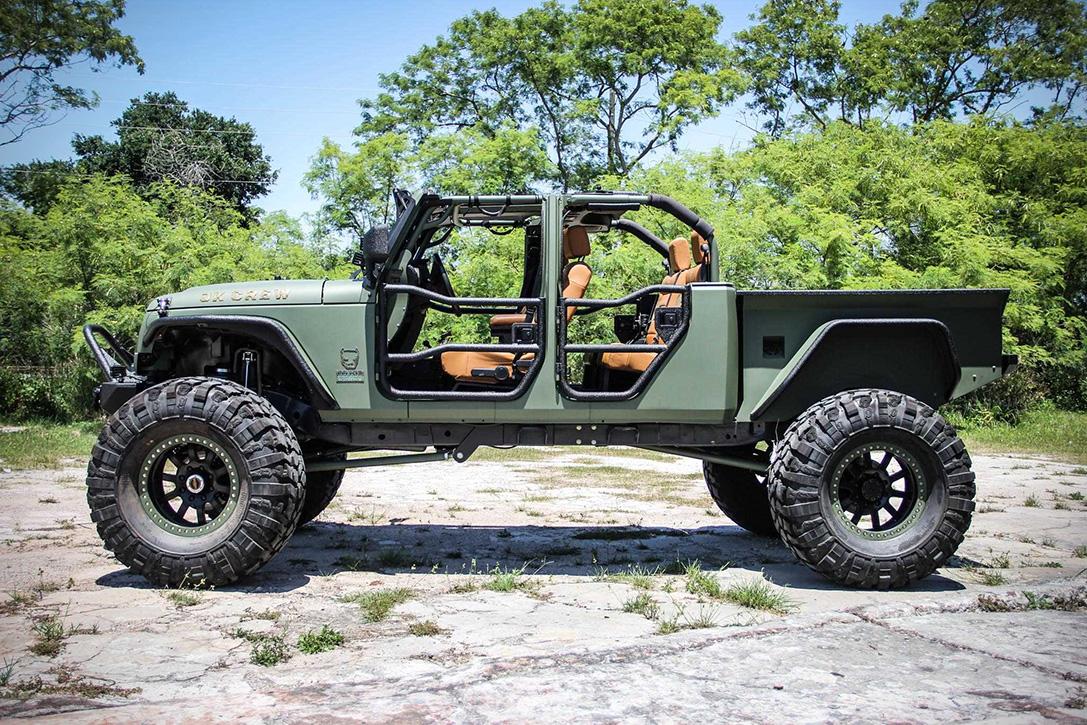 Jeep Bruiser 4