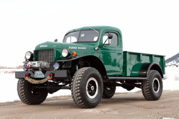 Legacy Power Wagon 8