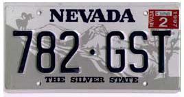 Least Cars Per Capita - Nevada