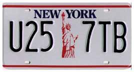 Least Cars Per Capita - New York