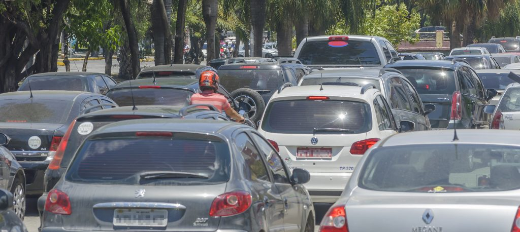 Cities With Most Traffic? Recife