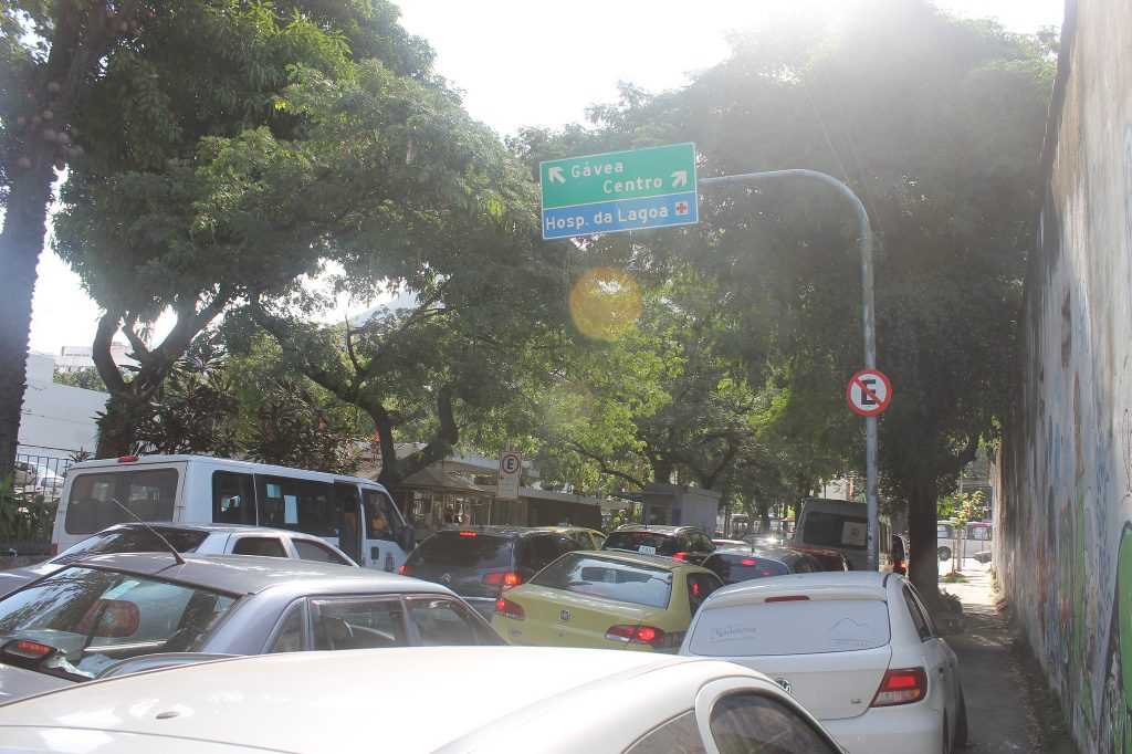 Cities With Most Traffic? Rio de Janerio