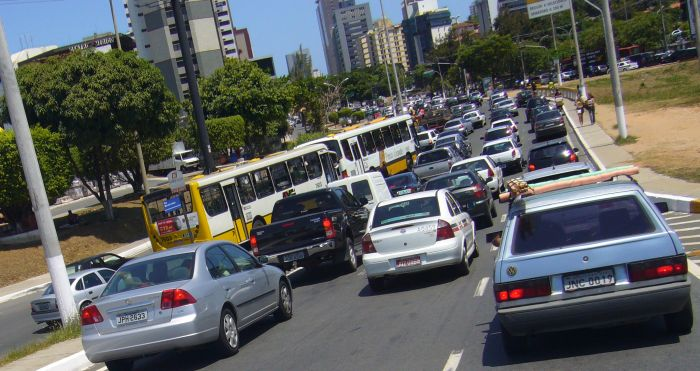 Cities With Most Traffic? Salvador
