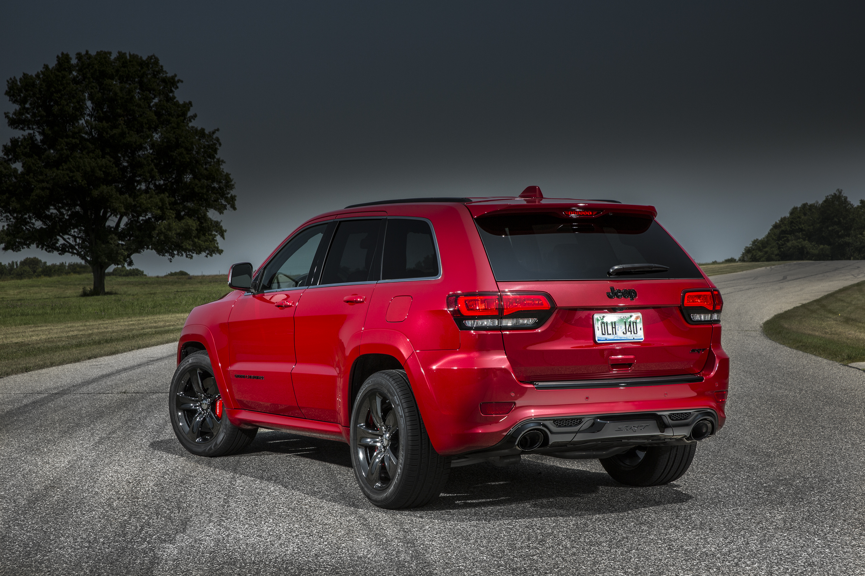 Jeep With Hellcat Engine? 3