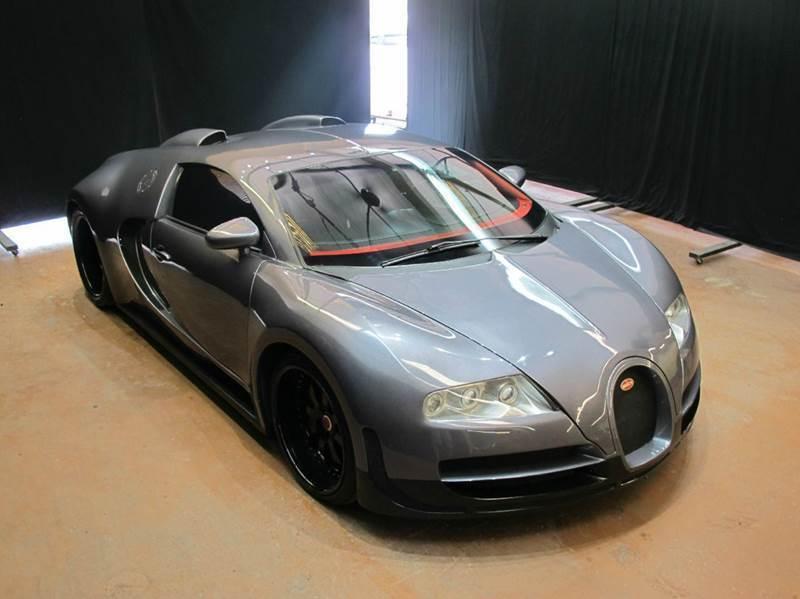 eBay Veyron