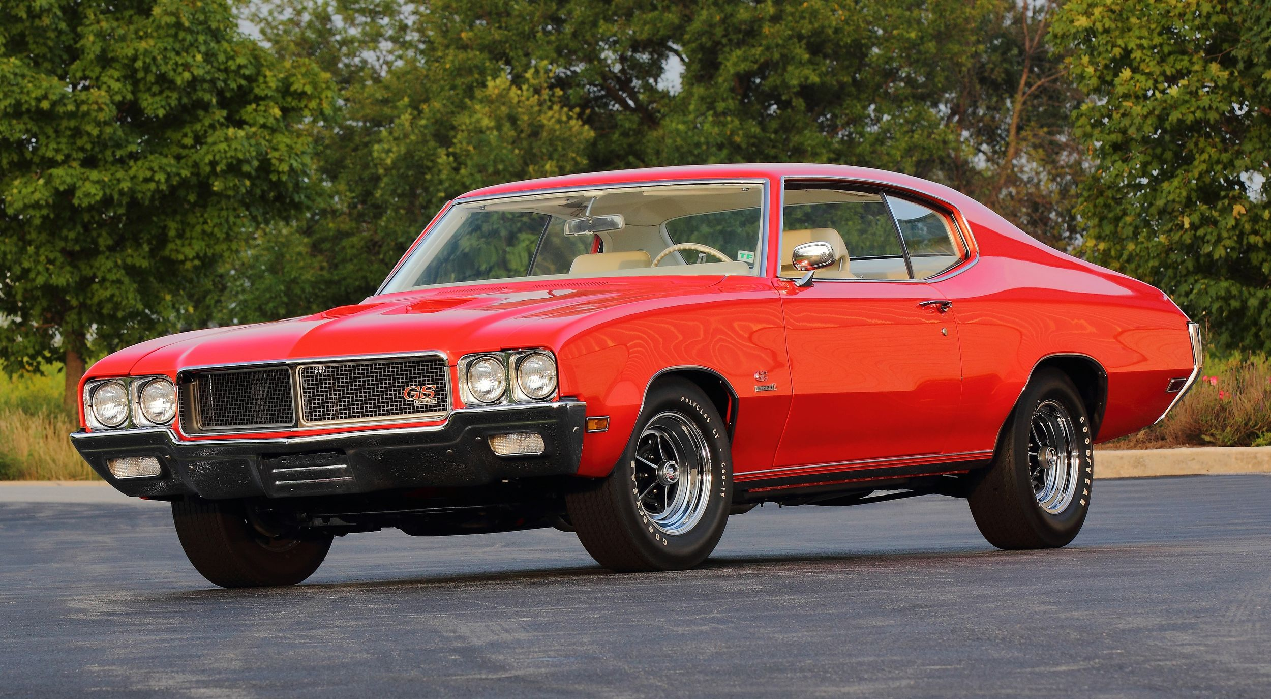 Cheap Muscle Cars -  Buick gs 455