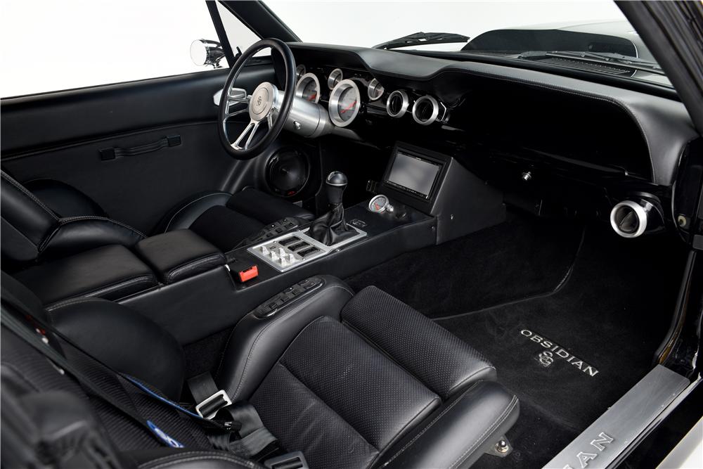Obsidian Mustang 2