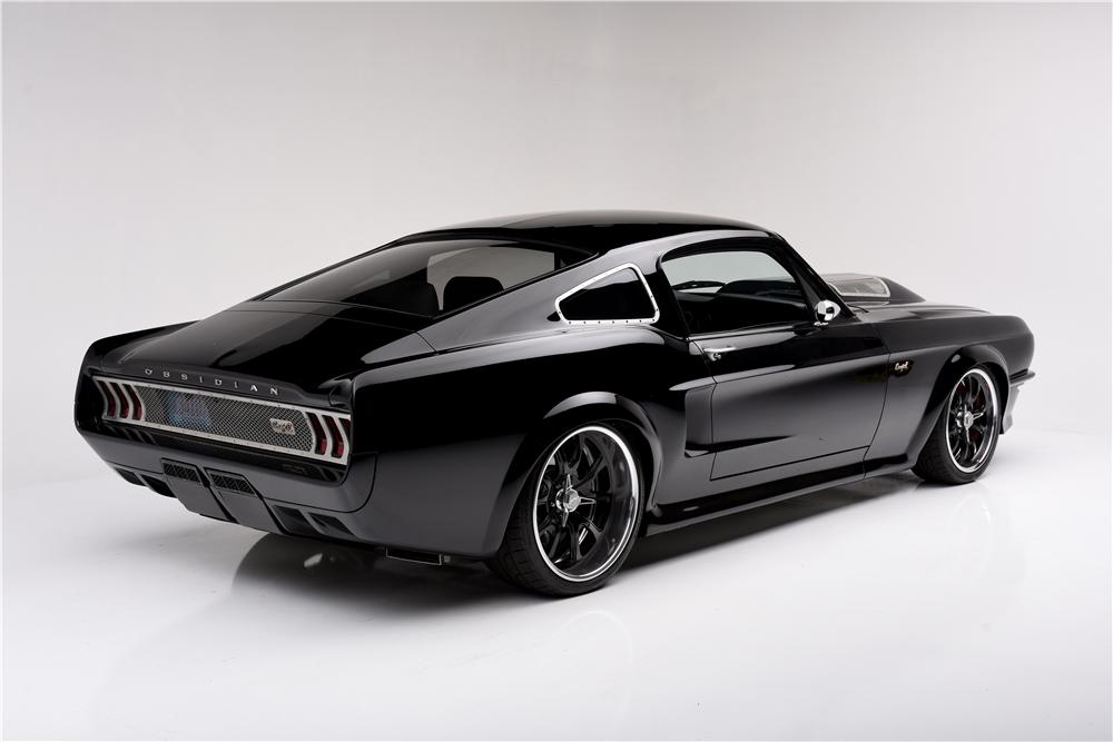 Obsidian Mustang 4