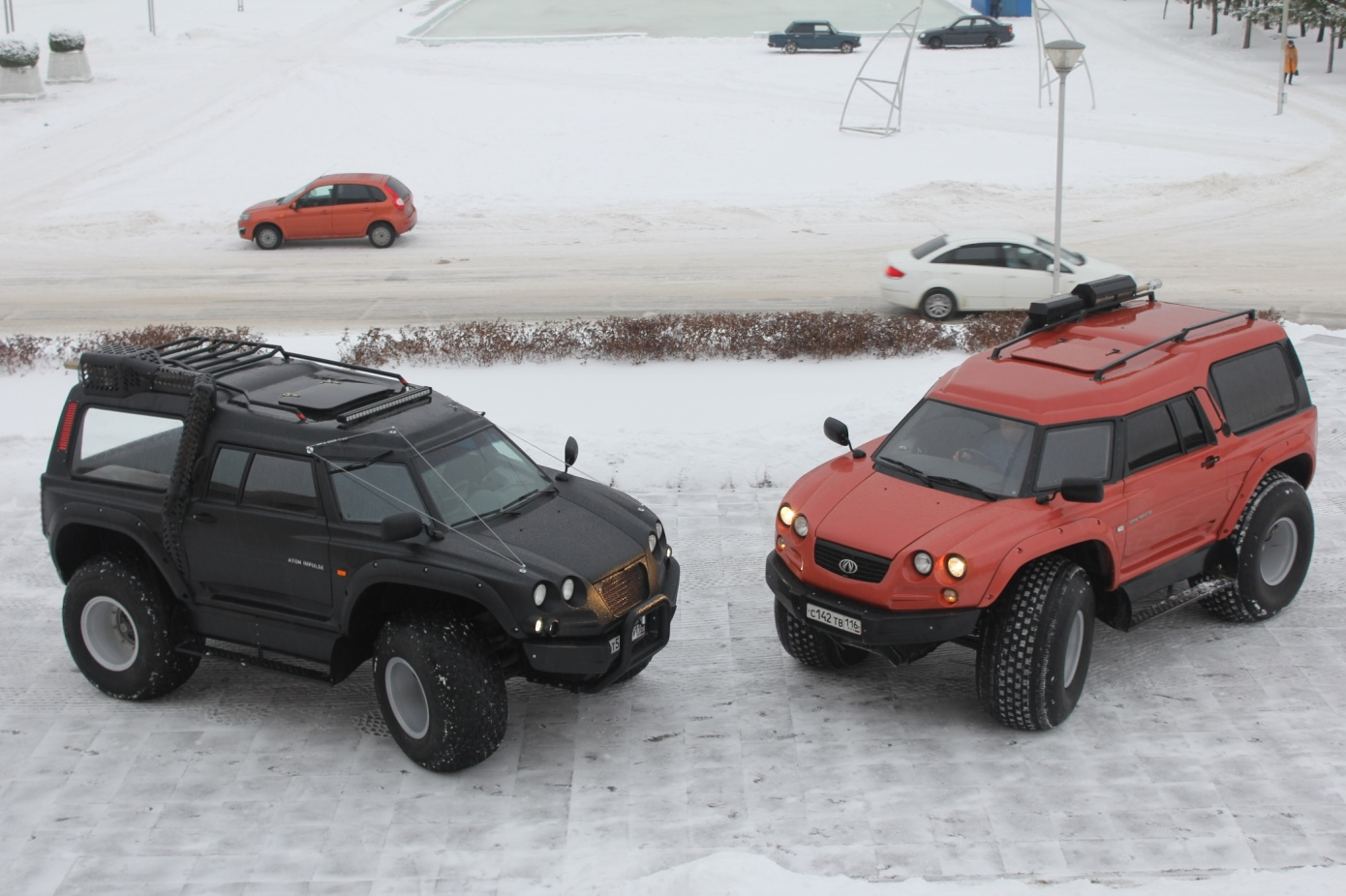 Russian Off Road Vehicles That You Haven't Heard Of - viking