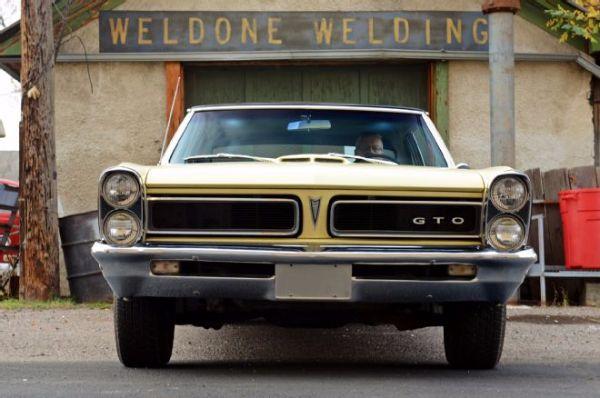 1965 Pontiac GTO 2