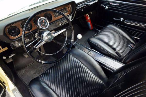 1965 Pontiac GTO 7