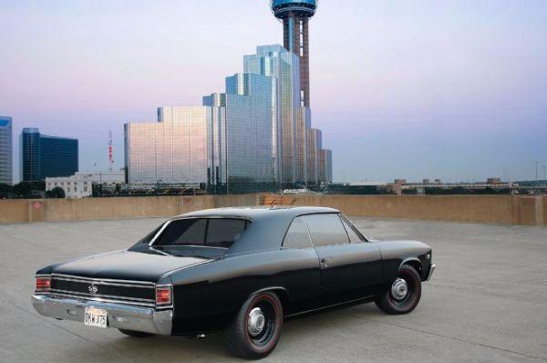 1967 Chevelle SS 3