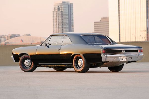 1967 Chevelle SS 7