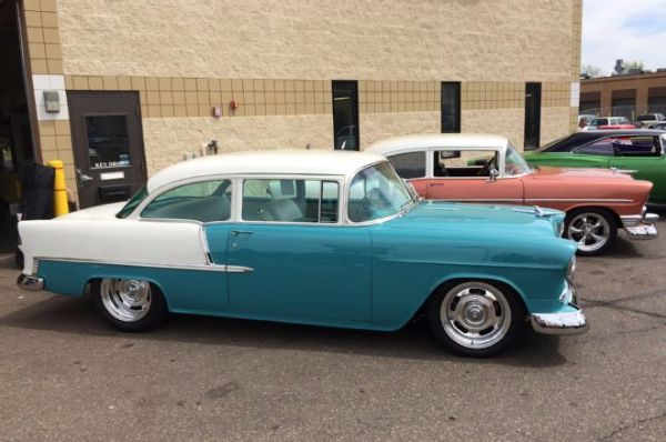 24 cylinder 57 Chevy 2