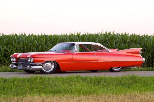 59 Cadillac Eldorado 1