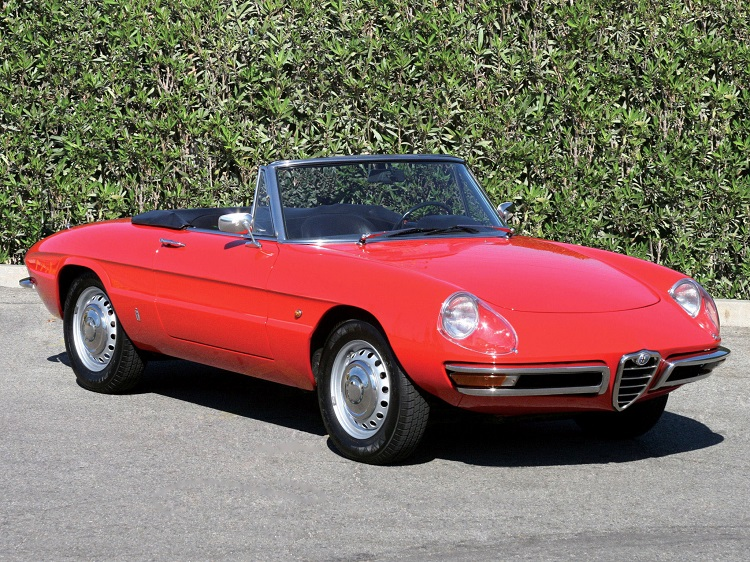 Coolest Car From The Last 50 Years - Alfa Romeo
