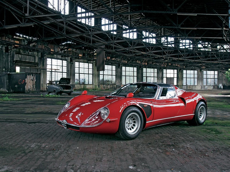Coolest Car From The Last 50 Years - Alfa Romeo Tipo