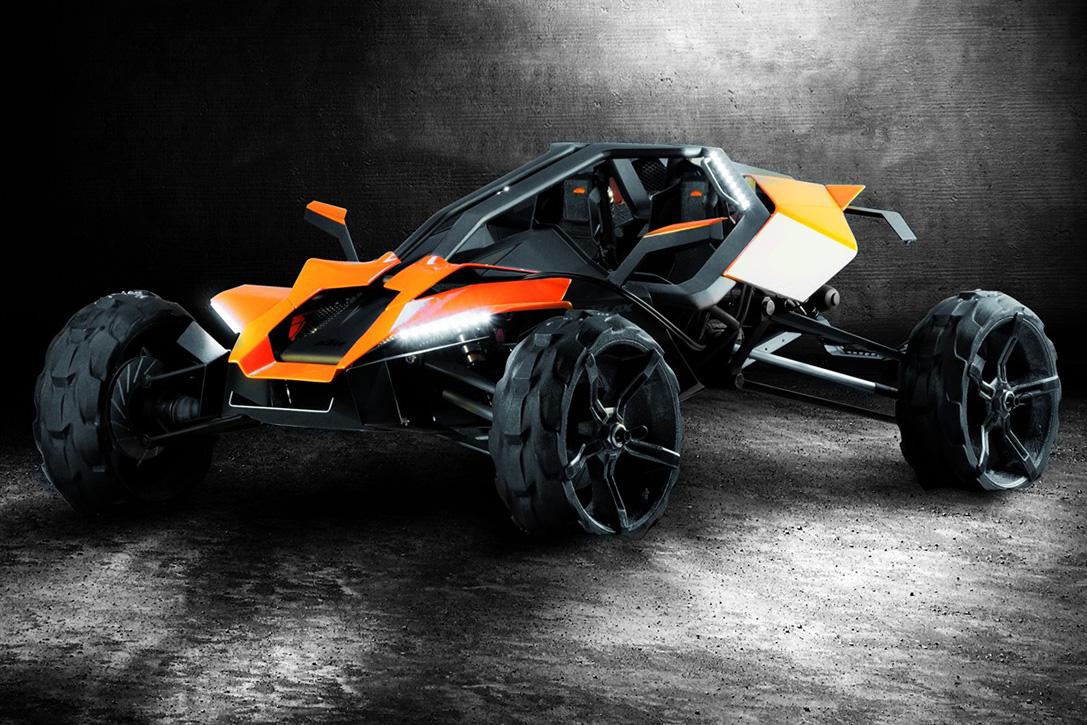 AX KTM Concept Buggy
