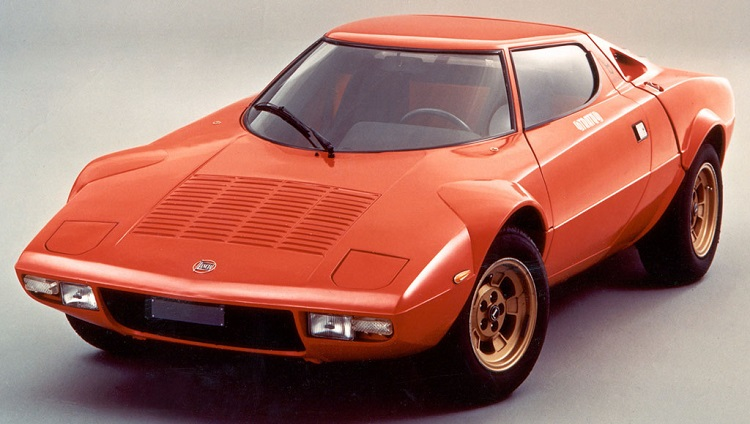 Coolest Car From The Last 50 Years - Lancia Stratos