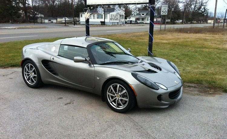 Coolest Car From The Last 50 Years - Lotus Elise