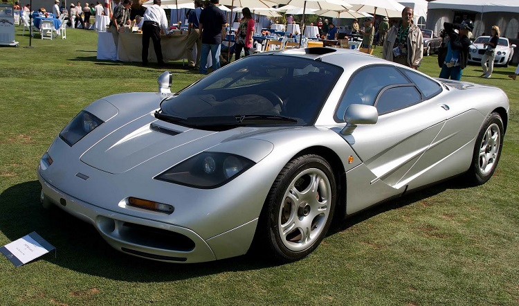 Coolest Car From The Last 50 Years - McLaren F1
