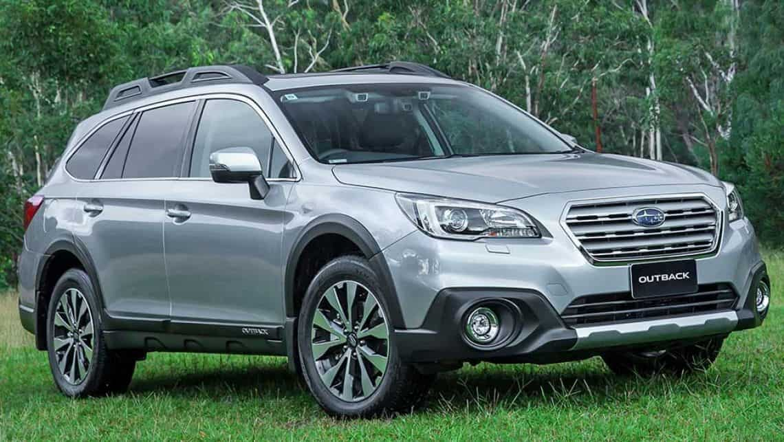 Subaru-Outback - Strongest Car Ever?
